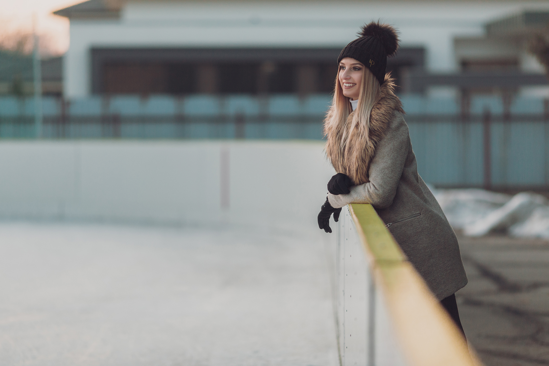 Ahoj/Szia cover girl Tünde - Kristian Marko photography