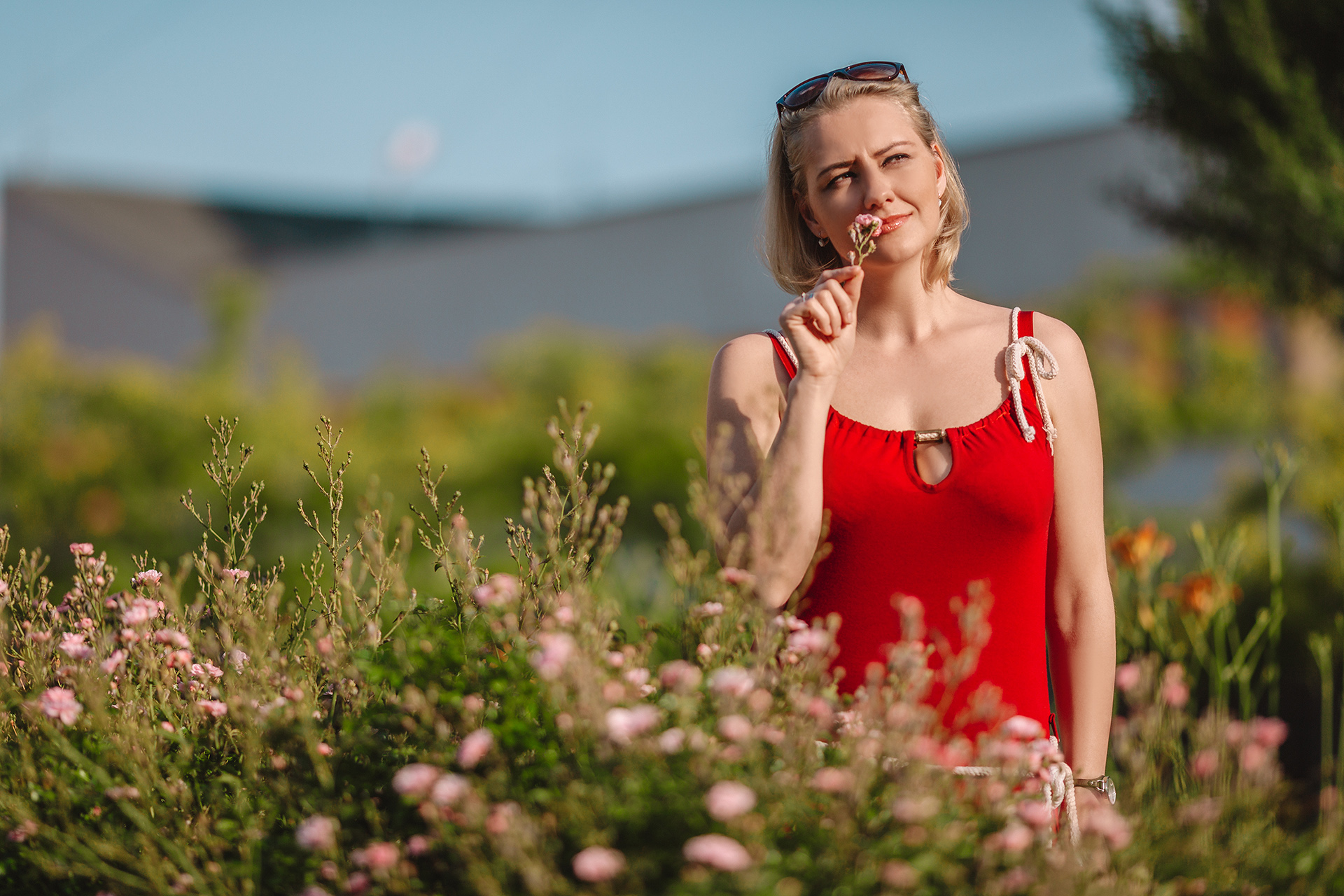 Ahoj/Szia cover girl Alexandra - Kristian Marko photography