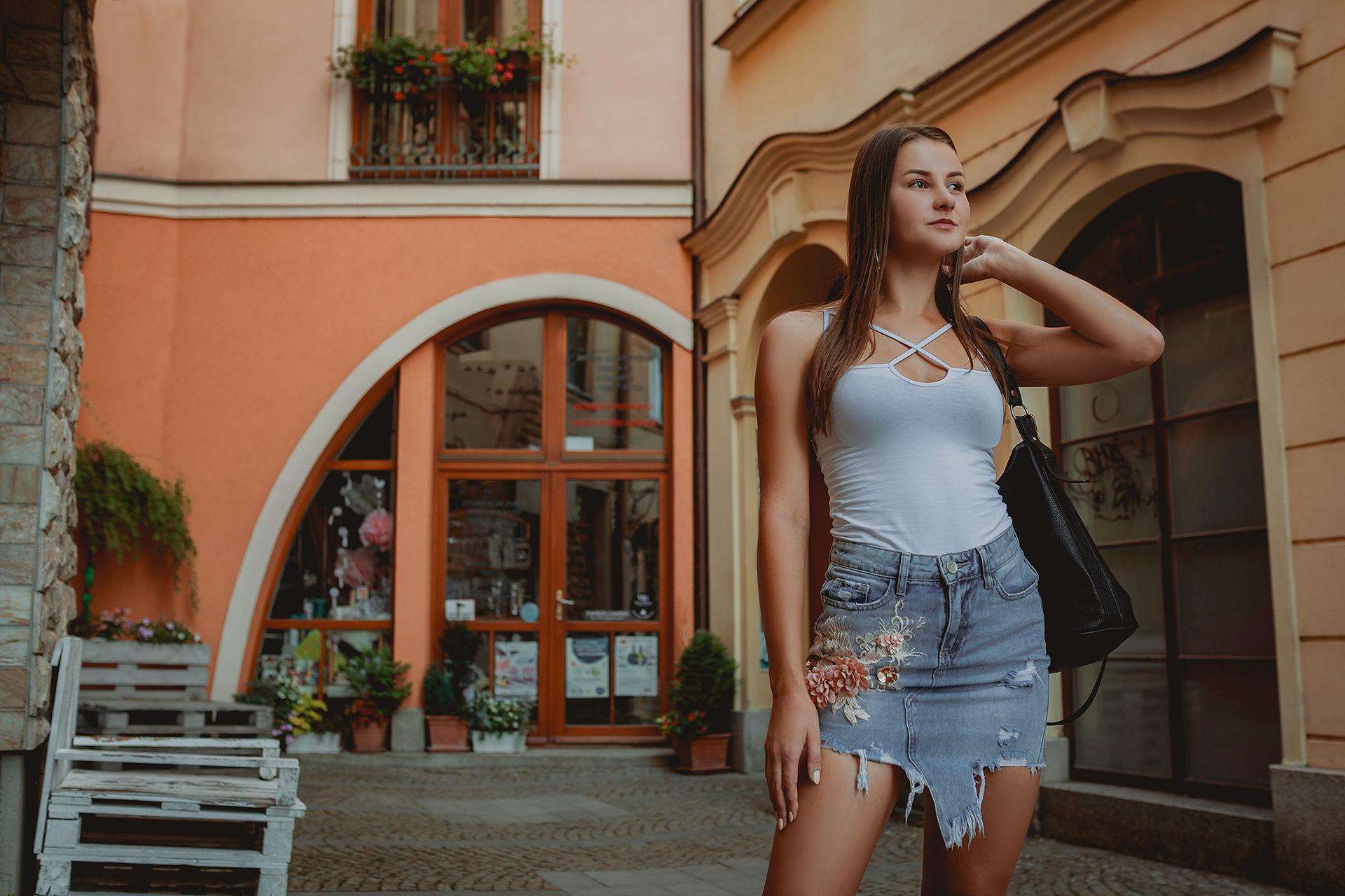 Ahoj/Szia cover girl Silvia - Kristian Marko photography